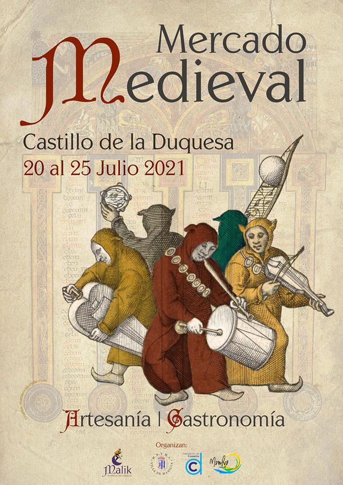 Medieval Market Castillo - Viva Manilva