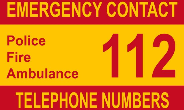 Emergency Numbers