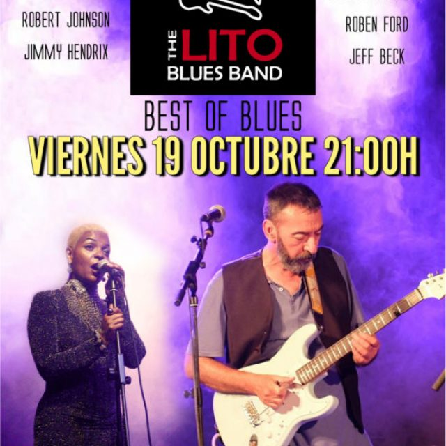 The Lito Blues Band – Best of Blues