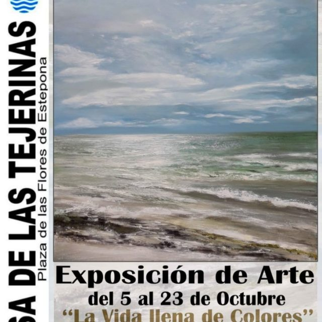 """""""Life Full of Colours"""" Art Exhibition"""