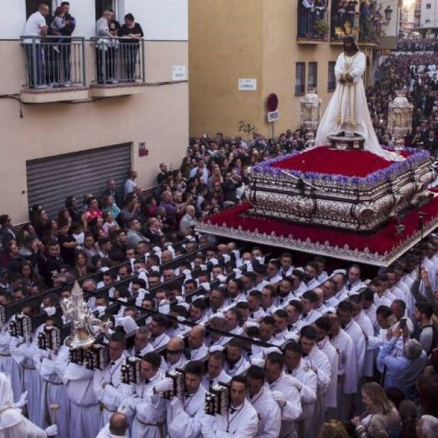 Visit To Malaga Holy Week Processions