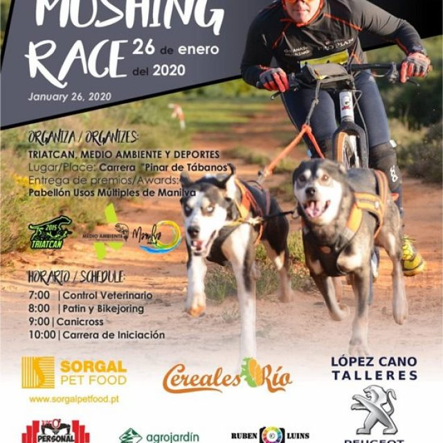 VII Manilva Mushing Race