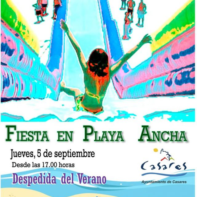 Casares Costa end of Summer Fiesta