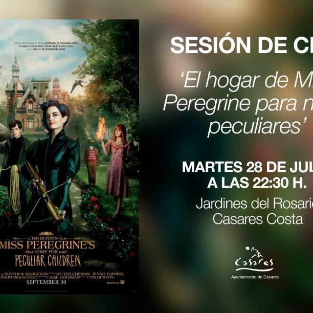 Film Nights in Casares Costa