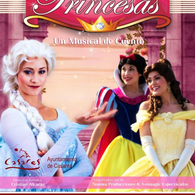 The Little Princess Musical