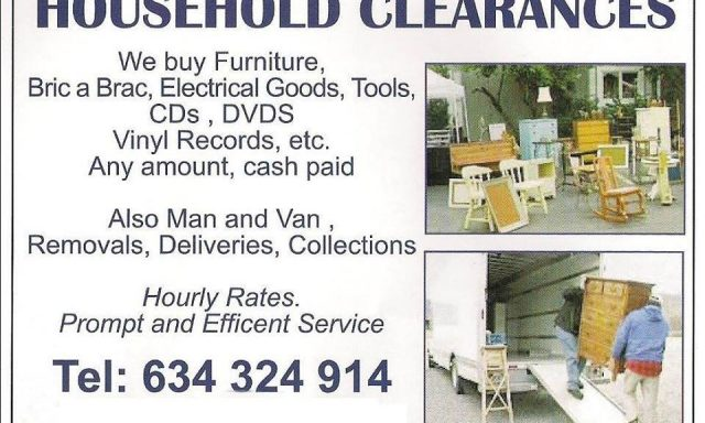House Clearance and Removals Specialist