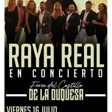 Raya Real In Concert